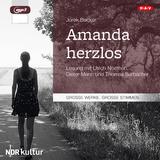 Amanda herzlos von Jurek Becker