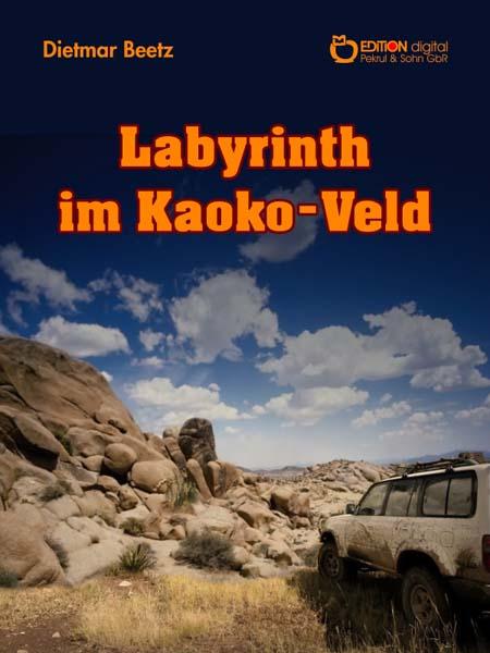Labyrinth im Kaoko-Veld. von Dietmar Beetz