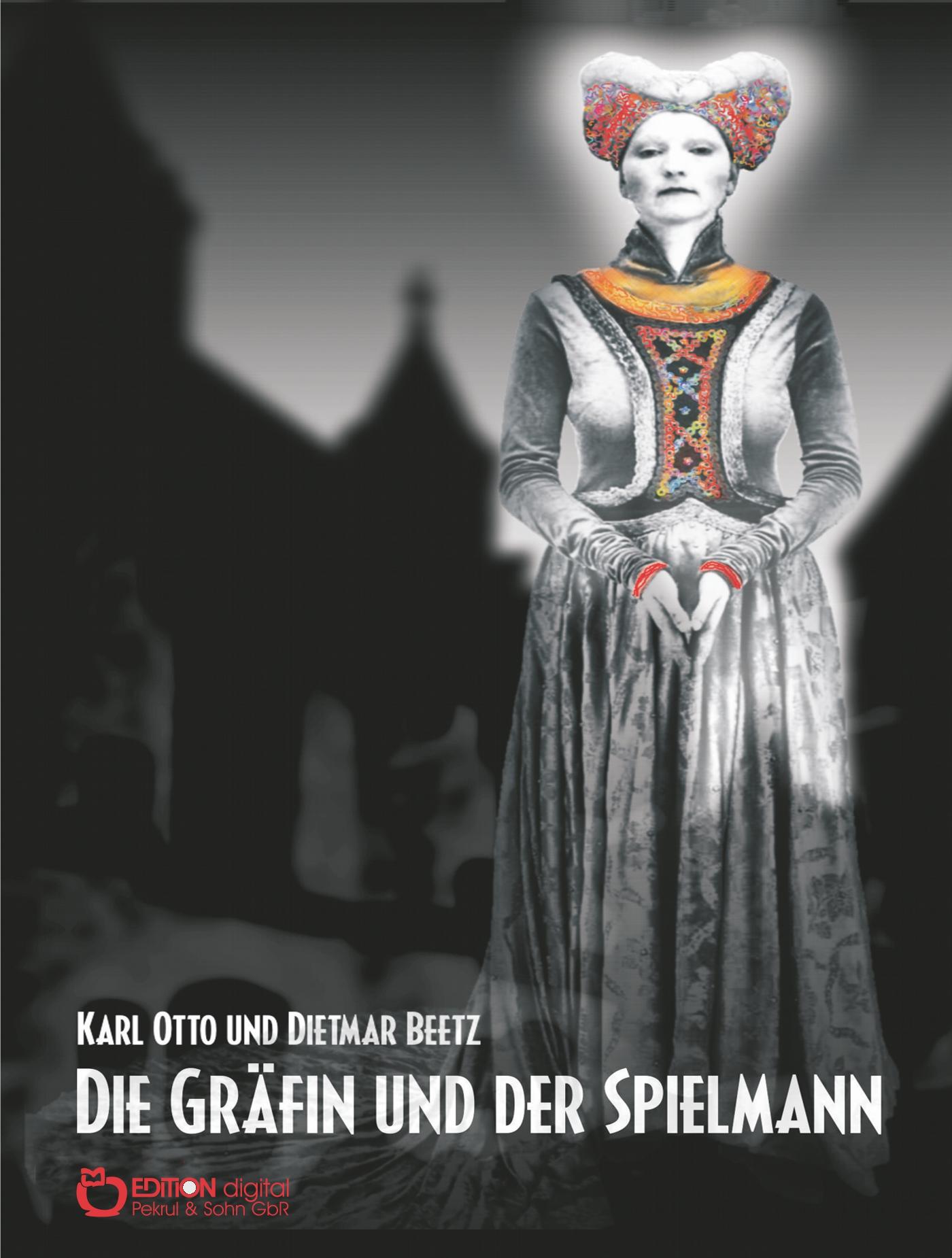 Die Gräfin und der Spielmann. Märchen aus der Bahnhofstraße von Dietmar Beetz, Karl Otto Beetz (Autor)