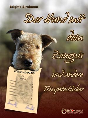 Der Hund mit dem Zeugnis und andere Trompeterbücher. von Brigitte Birnbaum