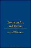 Brecht On Art And Politics von Bertolt Brecht