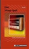 Eine Menge Spaß. 30 Jahre im Rundfunk der DDR von Jan Eik