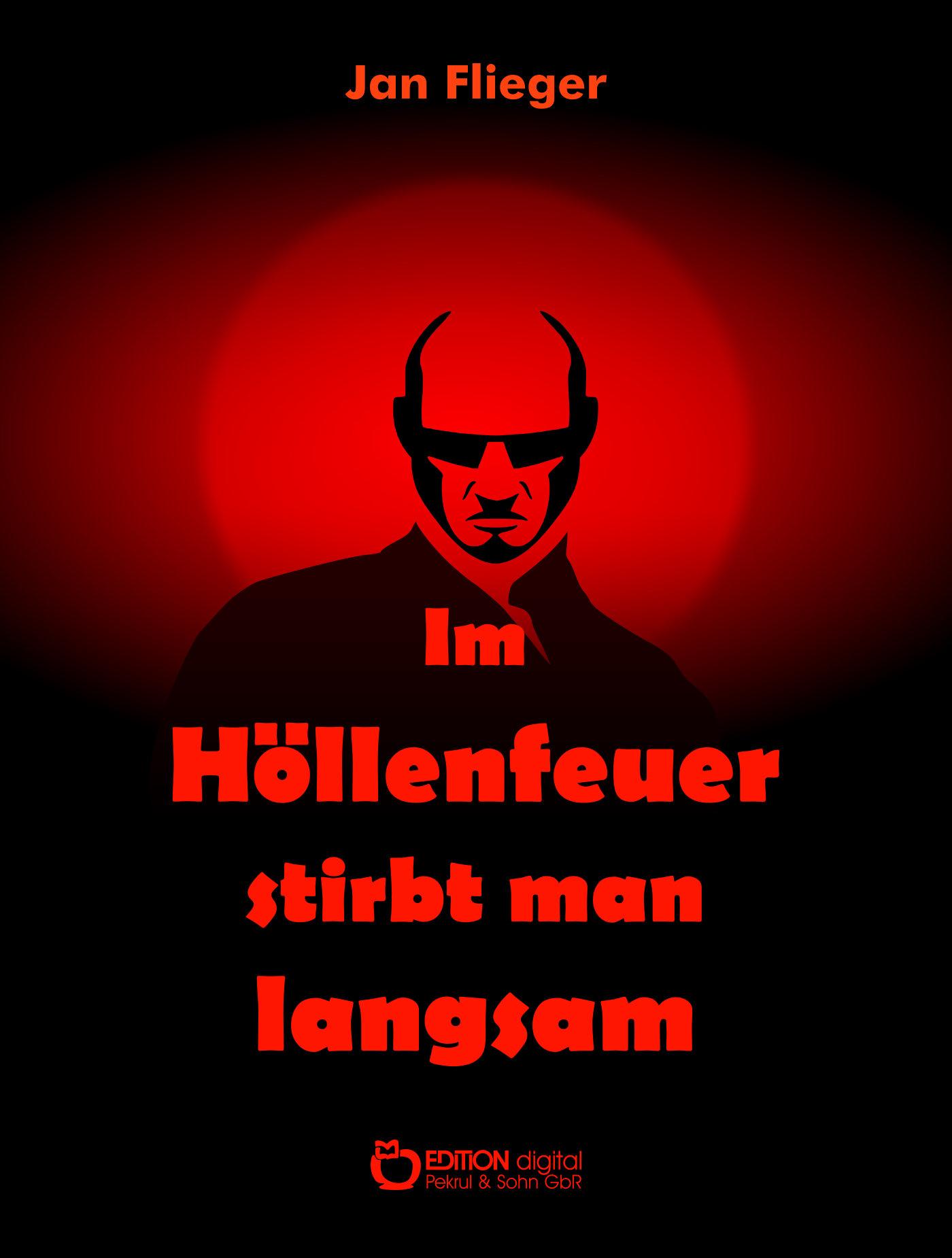Im Höllenfeuer stirbt man langsam von Jan Flieger