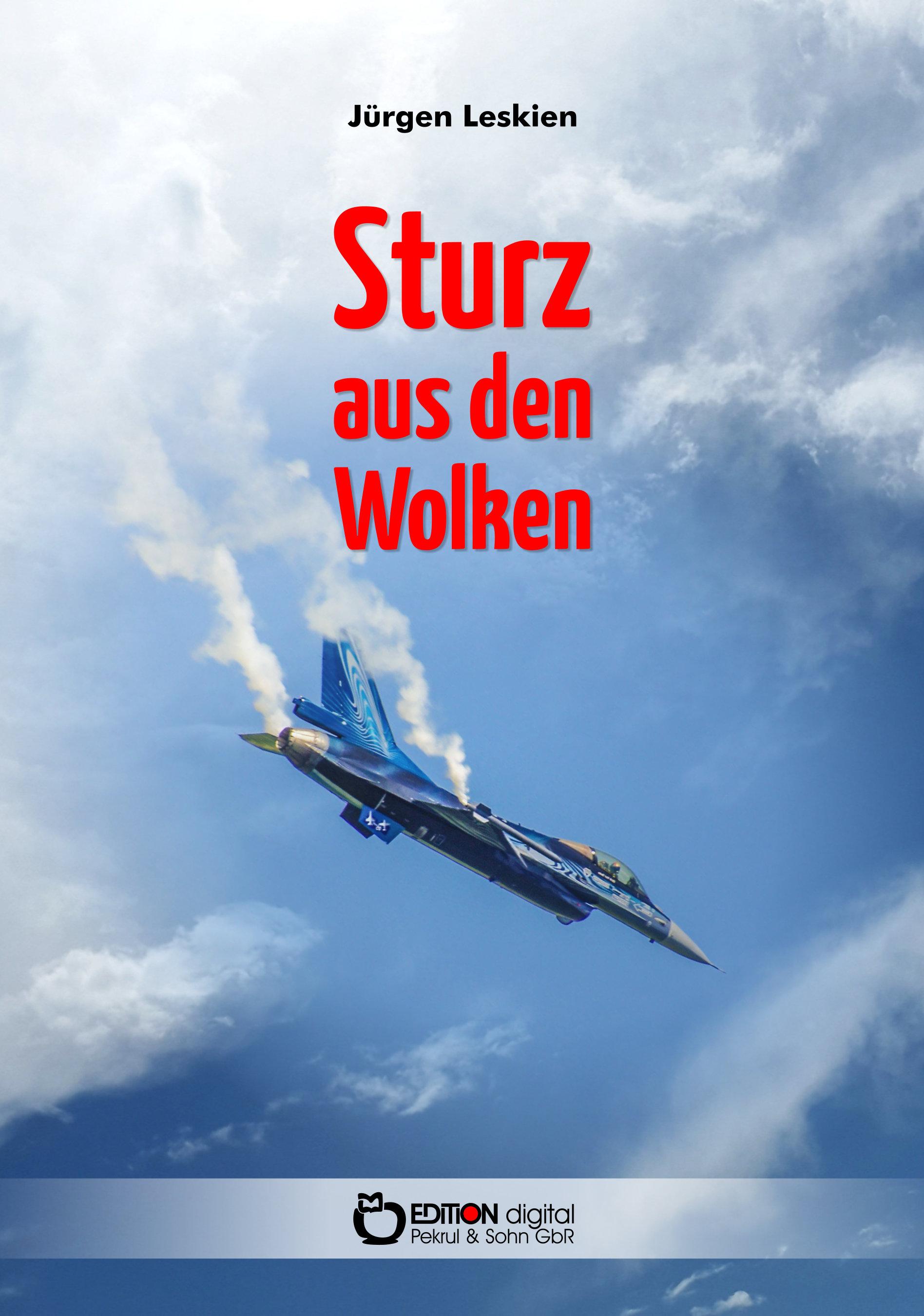 Sturz aus den Wolken von Jürgen Leskien