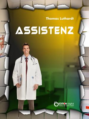 Assistenz. Gedichte von Thomas Luthardt