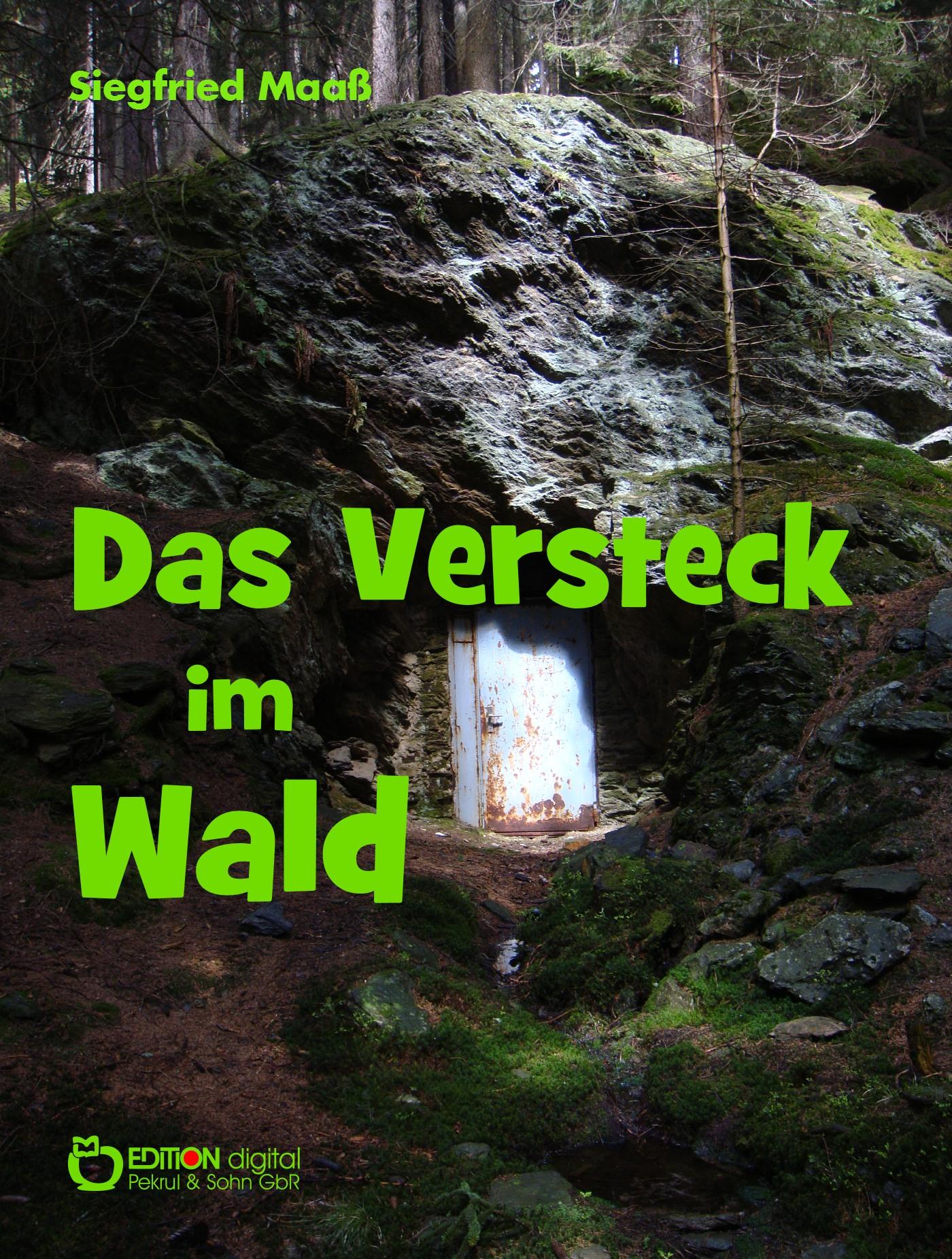 Das Versteck im Wald von Siegfried Maaß