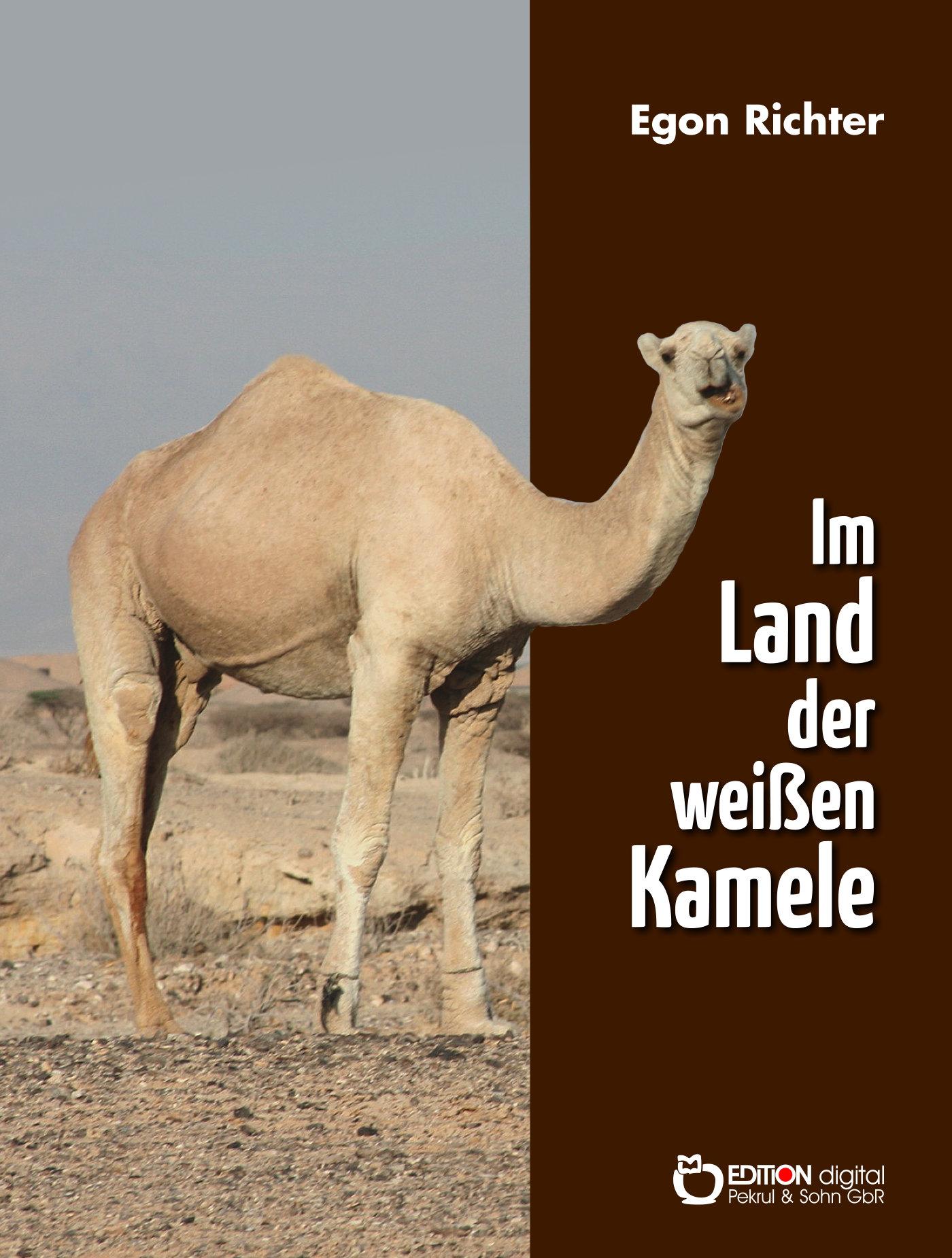 Im Land der weißen Kamele. Chronik einer Stippvisite von Egon Richter