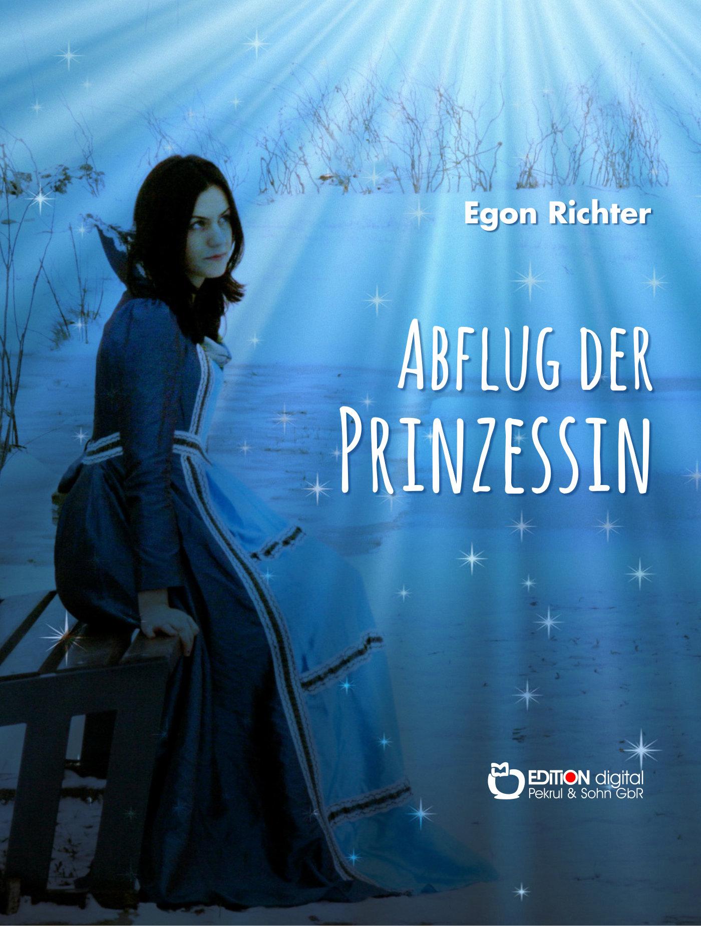 Abflug der Prinzessin von Egon Richter