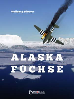 Alaskafüchse. von Wolfgang Schreyer