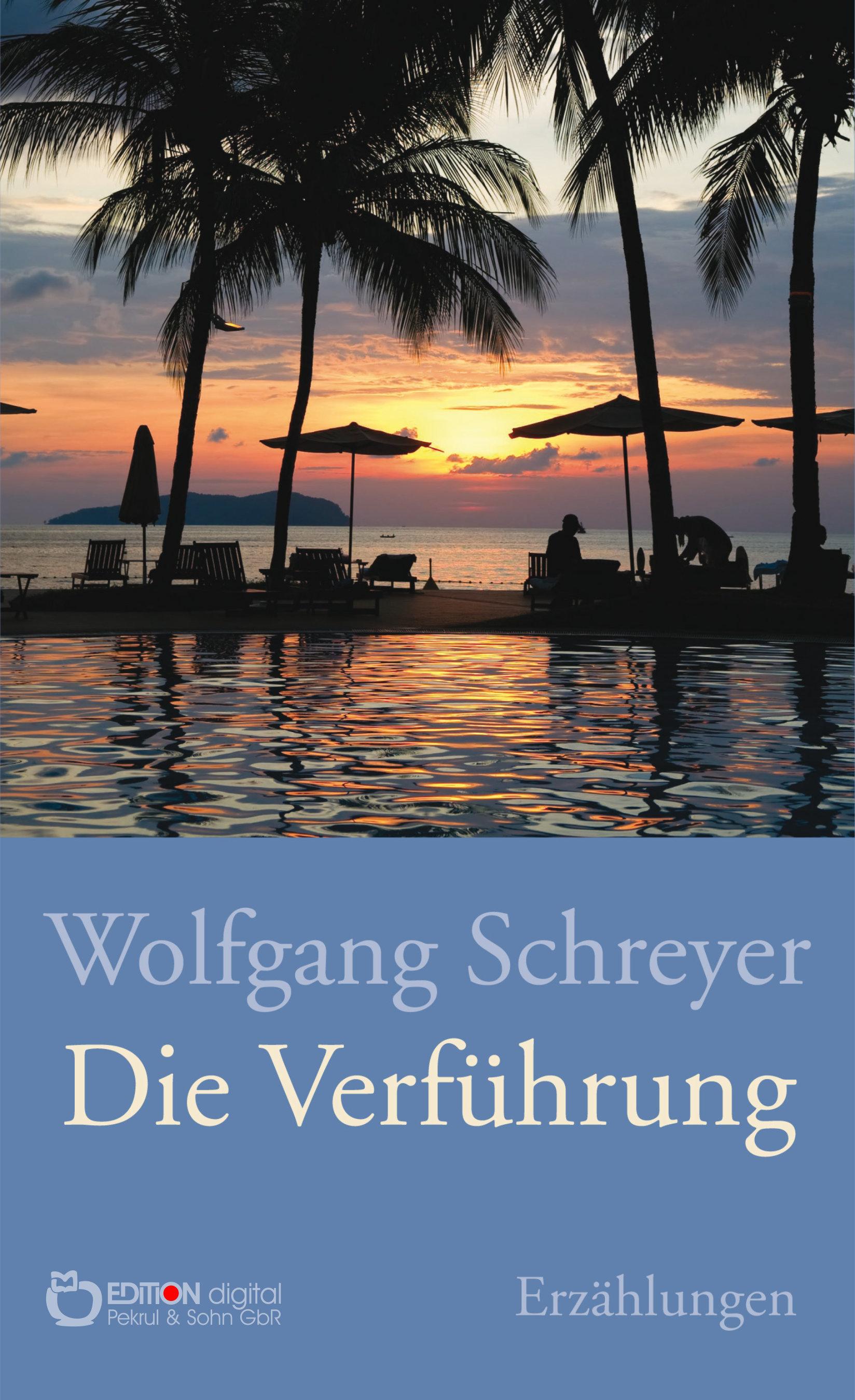 Die Verführung. Erzählungen von Wolfgang Schreyer
