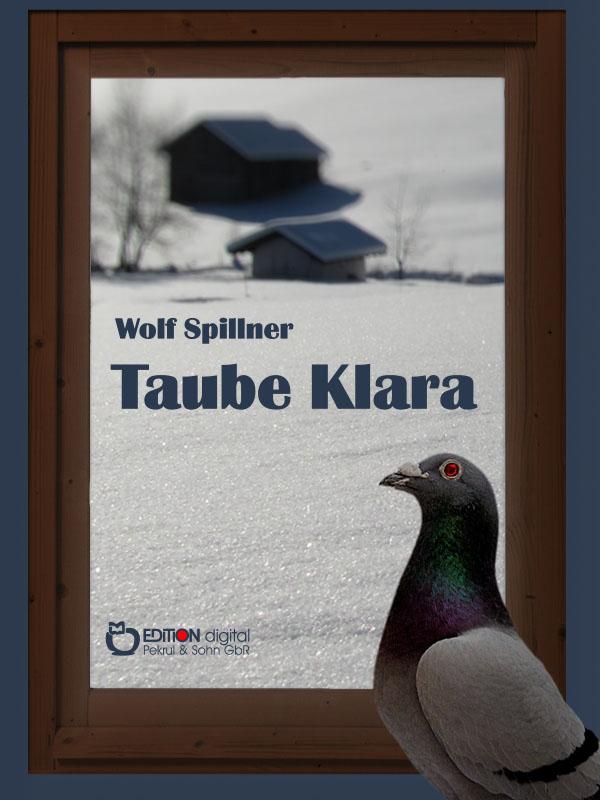 Taube Klara oder Zufälle gibt es nicht. von Wolf Spillner